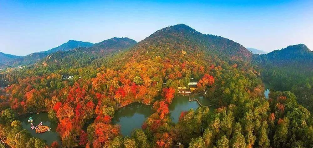 Suzhou Tianping Mountain